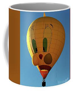 Tweedy Bird Hot Air Balloon Coffee Mug