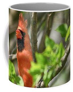 Tweeting Coffee Mug