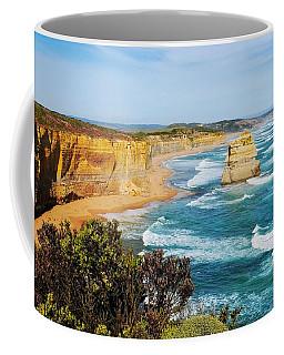 Twelve Apostles Australia Coffee Mug