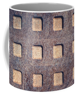 Twelve Squares Coffee Mug