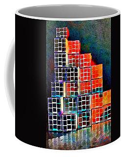Twenty Four Boxes Coffee Mug