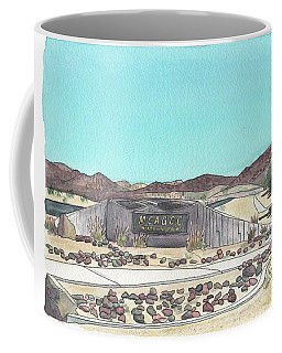 Twentynine Palms Welcome Coffee Mug