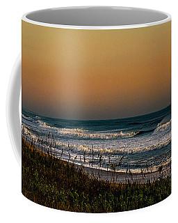 Twilight Along The Barrier Dunes Coffee Mug