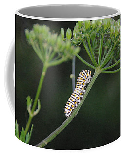 Twilight Caterpillar Coffee Mug