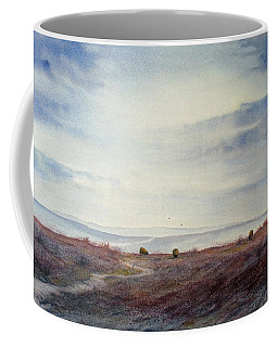 Twilight Settles On The Moors Coffee Mug