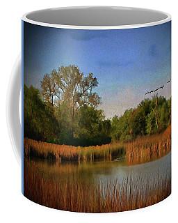 Twilight Flight Coffee Mug