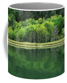Twilight Glow Coffee Mug by Donna Blackhall