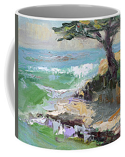 Twilight In Santa Cruz Coffee Mug