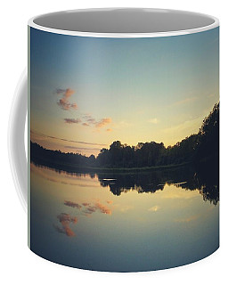 Twilight Coffee Mug by Karen Stahlros