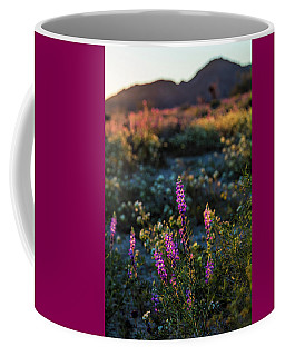 Twilight Lupine Coffee Mug