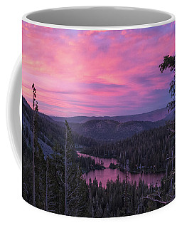 Twilight Mammoth Lakes  Coffee Mug