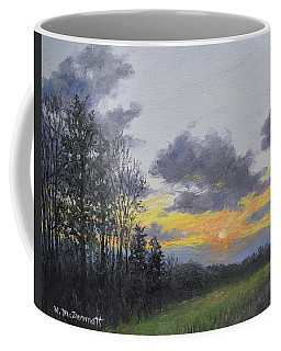 Twilight Meadow Coffee Mug