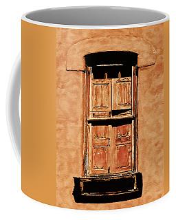 Twilight On Galisteo Coffee Mug