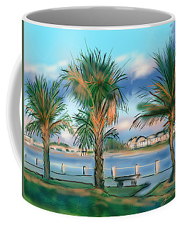 Twilight On Saw Fish Bay Coffee Mug