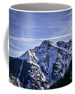 Twilight Peak Colorado Coffee Mug