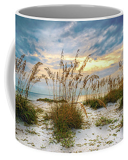 Twilight Sea Oats Coffee Mug