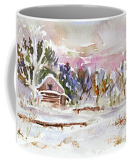 Twilight Serenade I Coffee Mug by Xueling Zou