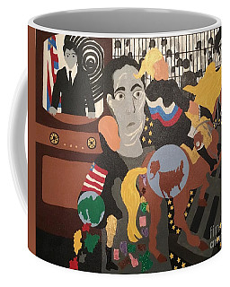 Twilight Zone 2017 Coffee Mug by Erika Chamberlin