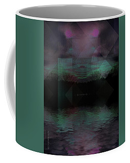 Twilight Zone Coffee Mug by Mimulux patricia no No