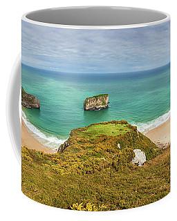 Twin Beaches Coffee Mug