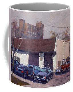 Twin City Transmission Coffee Mug