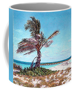 Twin Cove Palm Coffee Mug