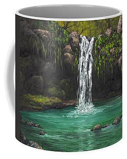 Twin Falls 2 Coffee Mug by Darice Machel McGuire