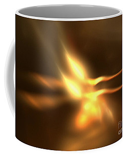 Twin Flame Coffee Mug by Kim Sy Ok