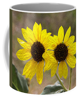 Twin Ladies Coffee Mug