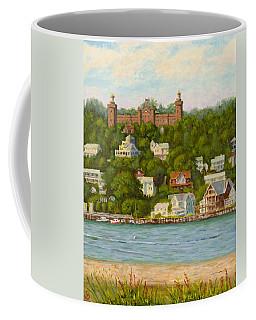 Twin Lights  Coffee Mug