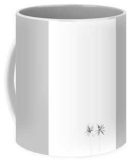 Twin Palms Coffee Mug