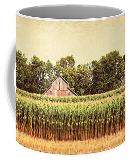 Coffee Mug featuring the photograph Twin Peaks by Julie Hamilton