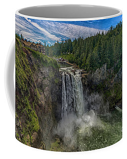 Twin Peaks Lodge Coffee Mug