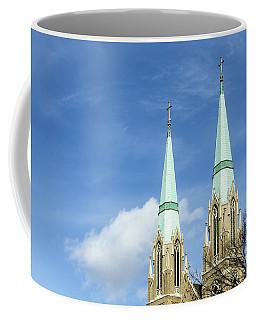 Twin Spires Coffee Mug