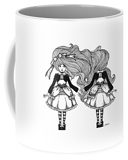 Twins Alice Coffee Mug