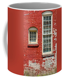 Coffee Mug featuring the photograph Twins by Christopher Holmes