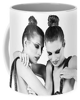Twins Model Agency Coffee Mug