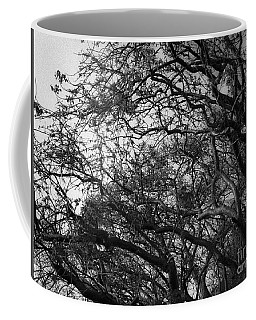 Twirling Branches Coffee Mug