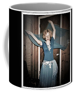 Coffee Mug featuring the photograph Twirling Vortex by Denise Fulmer