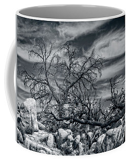 Twisted Branches Coffee Mug