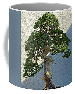 Twisted Coffee Mug by Brenda Pressnall