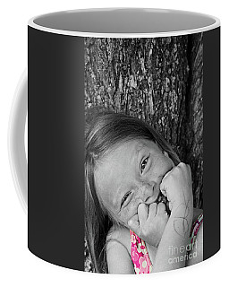 Twisted Expression Coffee Mug by Aimelle