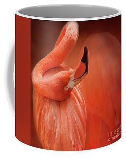 Twisted Flamingo Coffee Mug