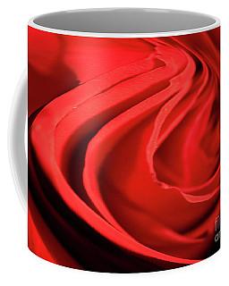 Twisted Rose Coffee Mug