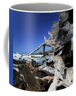 Twisted Tropical Beautiful II Coffee Mug by Mary Haber