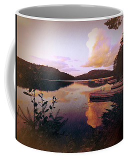 Twitchell At Sunset Coffee Mug