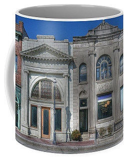 Two Banks Coffee Mug
