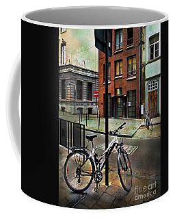 Two Bicycles Coffee Mug