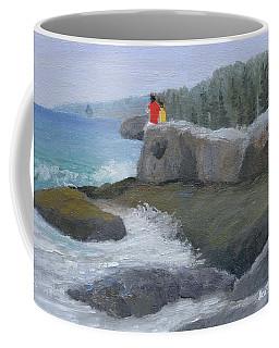 Two Brothers Coffee Mug