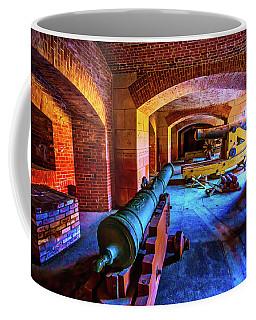 Two Cannons Coffee Mug